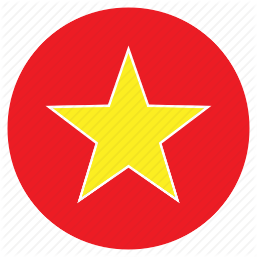 icons flag Vietnam