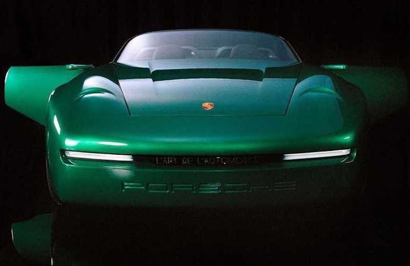 Porsche 968 lột xác theo thương hiệu thời trang nổi tiếng LArt de LAutomobile