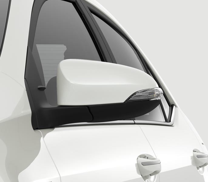Gương chiếu hậu bên ngoài Corolla Altis 1.8E CVT