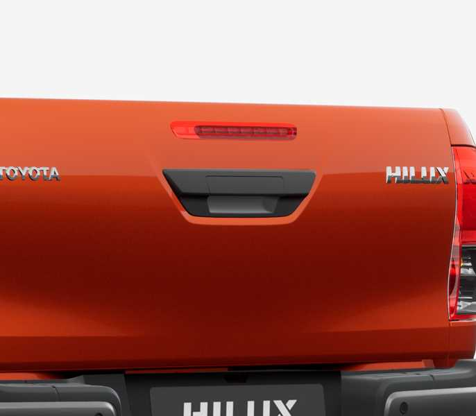 Hilux 2.4L 4x4 MT