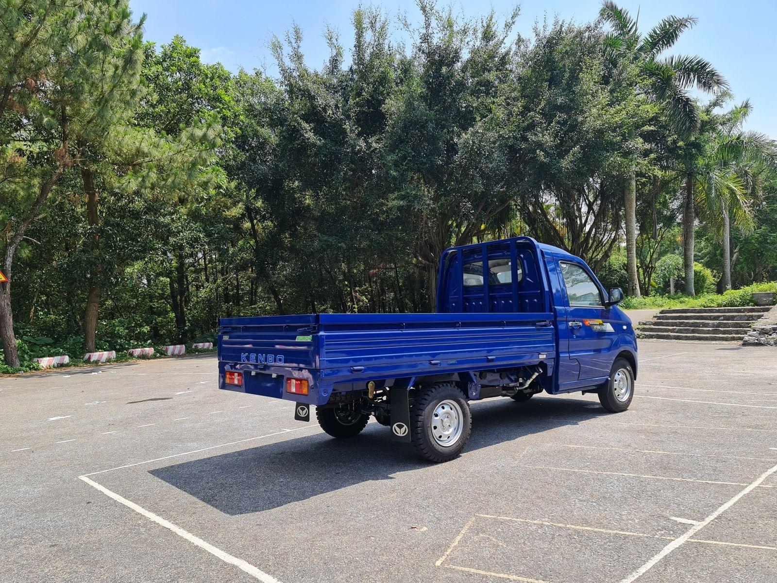 Xe tải kenbo thùng lửng 995kg, Xe tải kenbo thùng lửng, Xe tải kenbo, ô tô kenbo