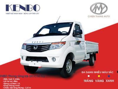 Xe tải kenbo thùng lửng 995kg