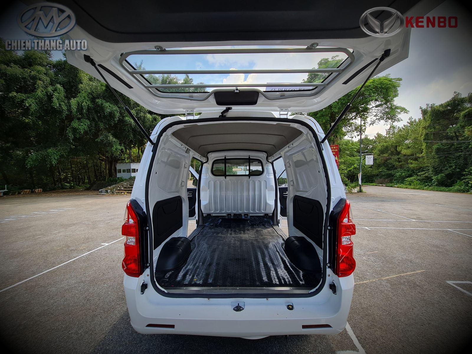 Xe ô tô tải van KENBO 2 chỗ 945 kg, Xe ô tô tải van KENBO 2 chỗ, Xe ô tô tải van KENBO, Xe ô tô tải van, ô tô kenbo