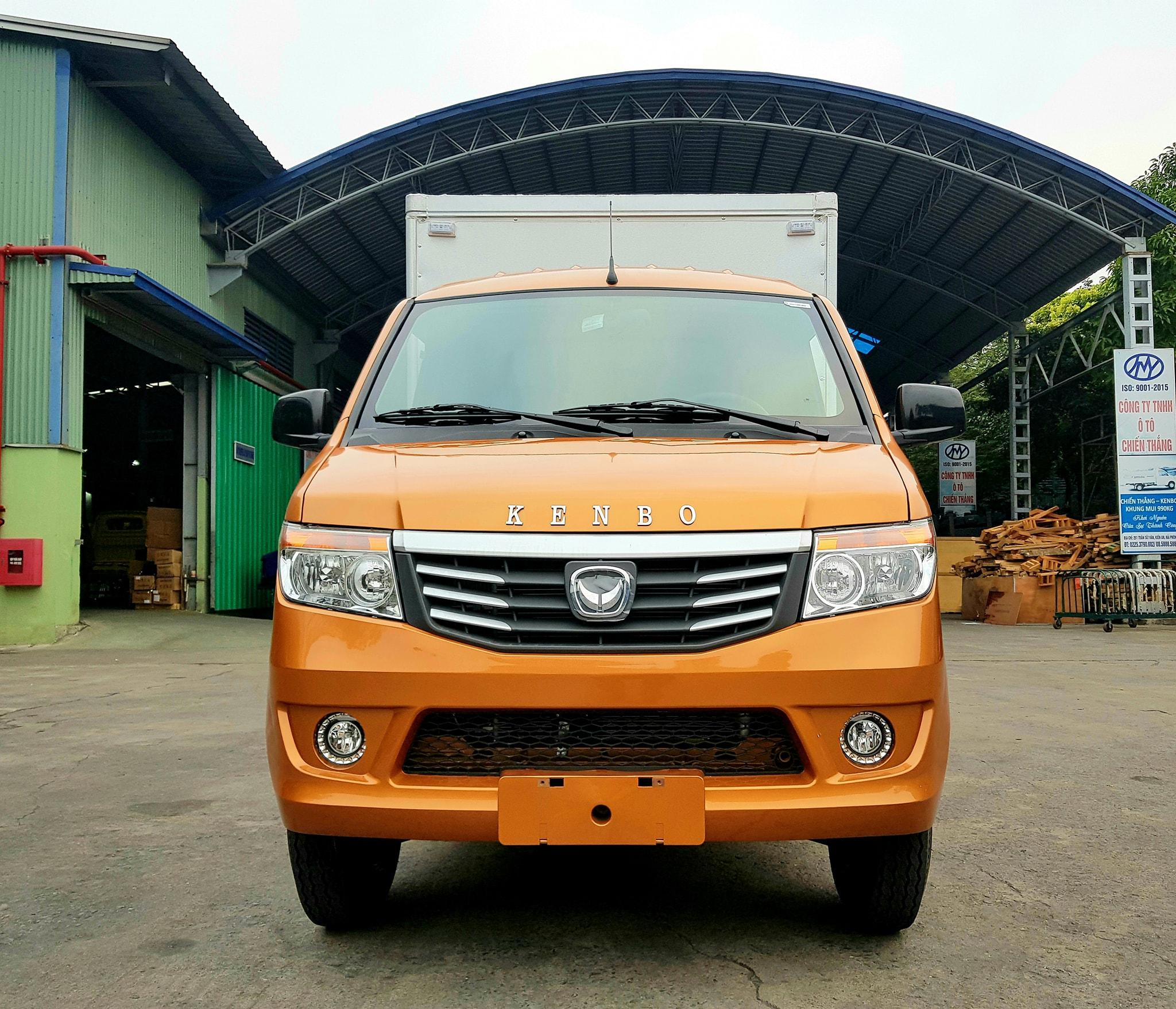 Xe tải kenbo thùng cánh dơi 900Kg, Xe tải kenbo thùng, Xe tải kenbo, Xe kenbo, ô tô kenbo