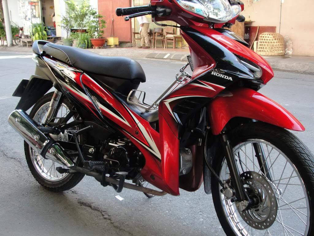 Thuê xe máy Wave Quảng Bình