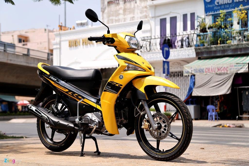 Thuê xe máy Sirius Quảng Bình
