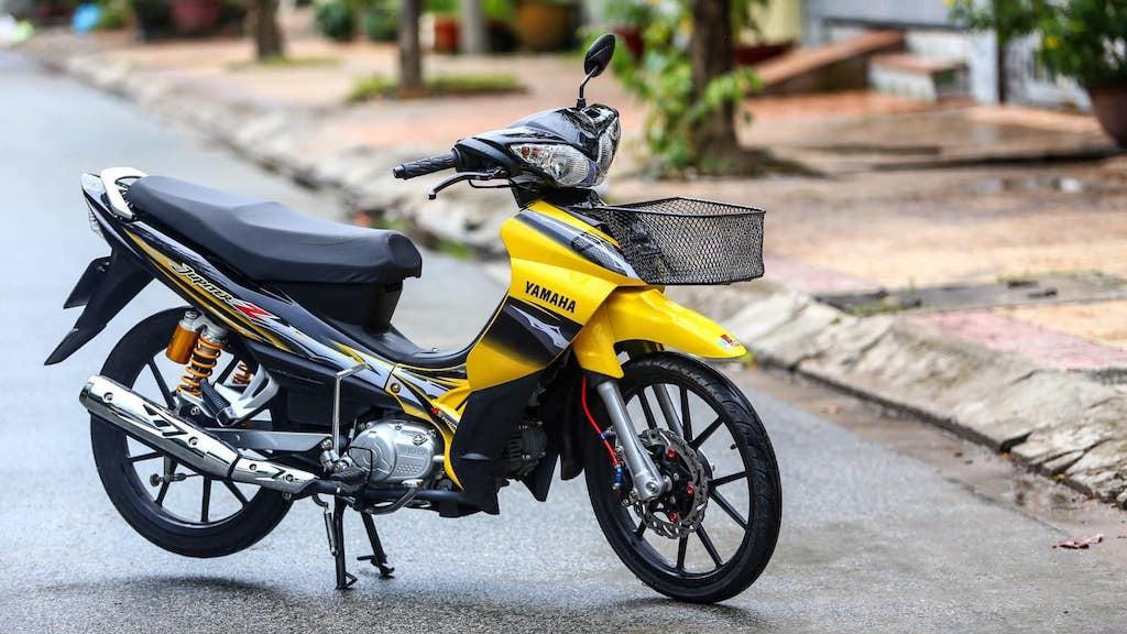 Thuê xe máy Jupiter Quảng Bình