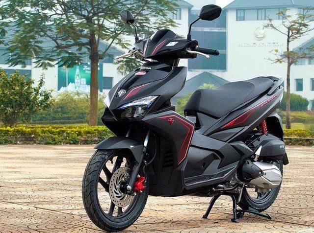Thuê xe Air Blade Quảng Bình