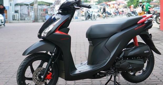 Thuê xe máy Vision Quảng Bình