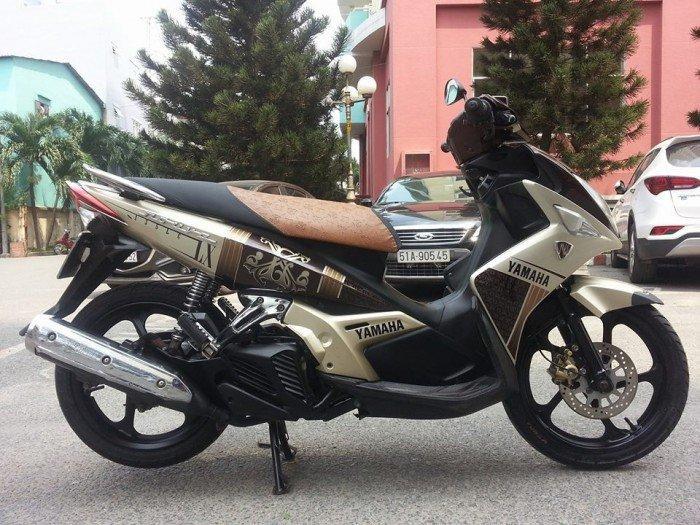 Thuê xe máy Nouvo Quảng Bình