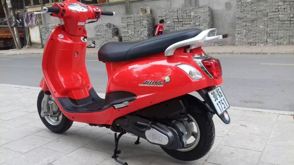 Thuê xe máy Wave RSX Quảng Bình