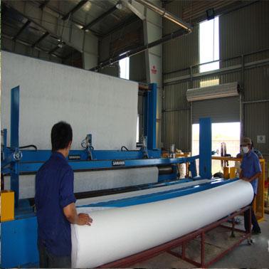 Nhà máy sản xuất vải địa kỹ thuật VNT