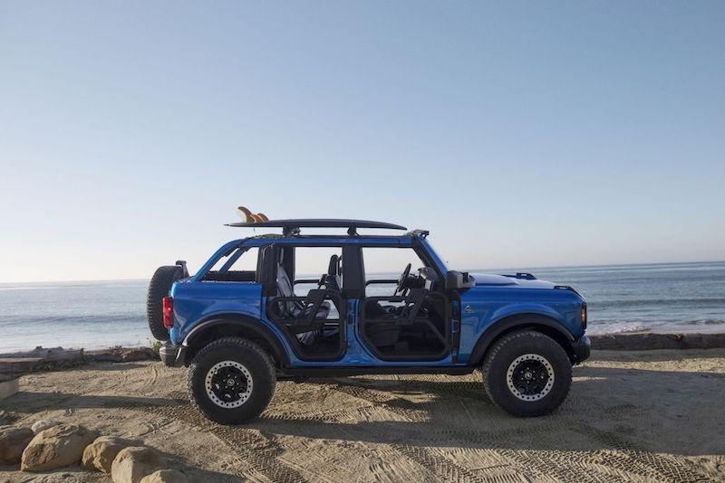 Ford Bronco Riptide: bản Concept hoàn hảo dành cho những tín đồ thích đi du lịch
