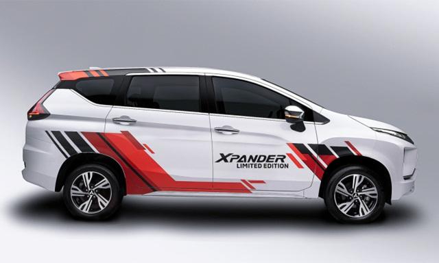 Mitsubishi Xpander đặc biệt